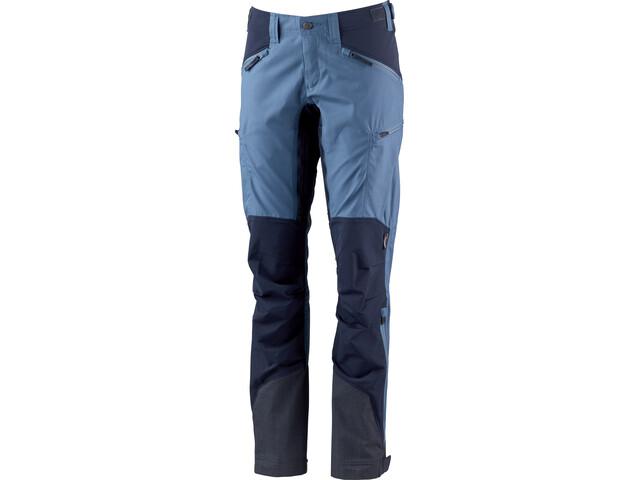 Lundhags Makke Pants Damen azure/deep blue